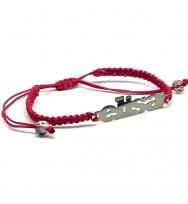 Name Bracelet Sterling Silver
